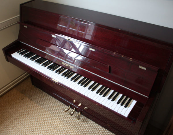 Waldstein upright piano
