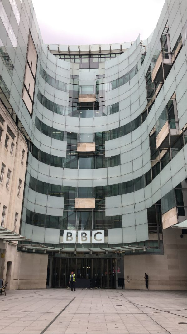 Nurry at the BBC!
